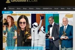 Francuski zespół Daft Punk triumfował na gali Grammy