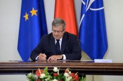 Polish president signs 2014 budget bill into law
