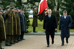 Poland launches new military structure