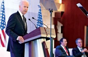 Wiceprezydent Biden fot.Julia Benitez Rivas/SRE Handout/PAP/EPA