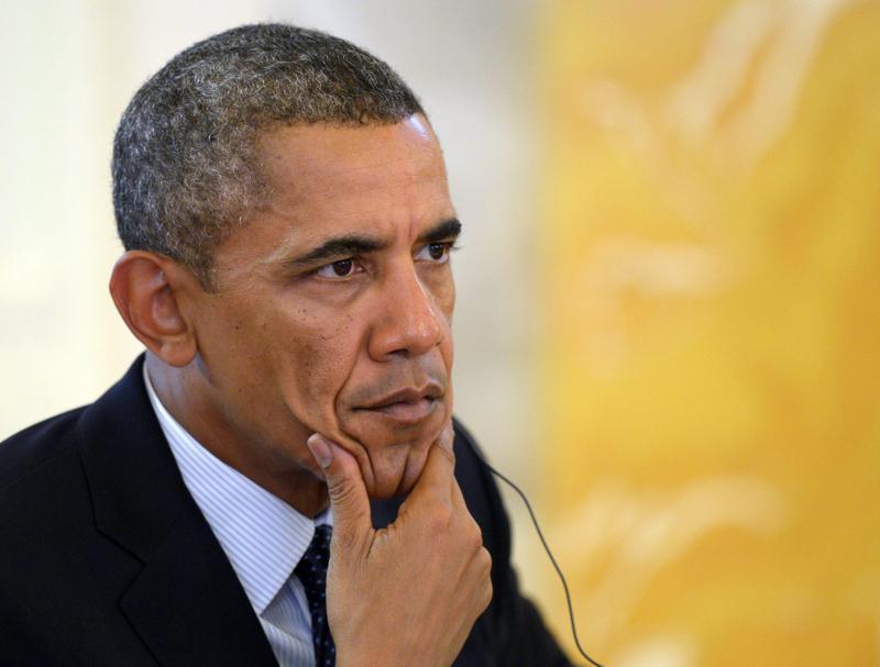 Barack Obama fot. Sergey Guneev/PAP/EPA