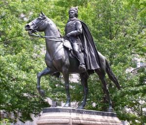 Pomnik Pułaskiego w Waszyngtonie fot.Mr.TinDC/Flickr