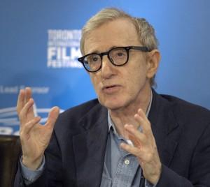 Woody Allen fot.Warren Toda/PAP/EPA