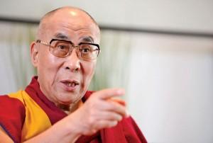 Dalajlama XIV fot.Franck Robichon/PAP/EPA
