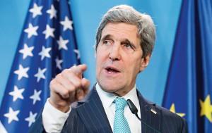John Kerry fot.Hannibal Hanschke/PAP/EPA