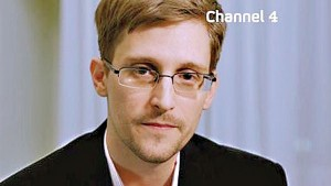 Edward Snowden fot.HO/PAP/EPA