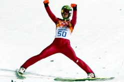 Poland's Kamil Stoch wins men's normal hill gold at Sochi