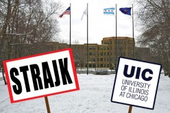 Bezprecedensowy strajk na UIC