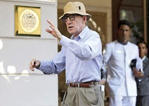 Woody Allen fot.Claudio Peri/PAP/EPA