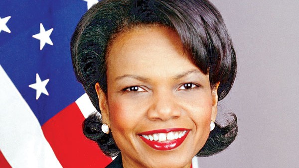 Condoleezza Rice fot.Department of State/Wikipedia