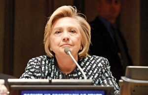 Hillary Clinton fot.Andrew Gombert/PAP/EPA