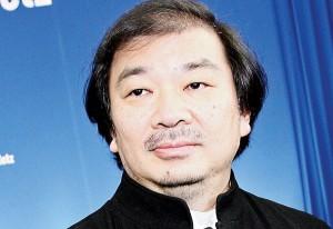 Shigeru Ban fot.Mathieu Cugnot/PAP/EPA