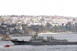 Zaczęły się ćwiczenia okrętów USA, Rumunii i Bułgarii na Morzu Czarnym