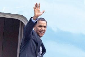 Prezydent Barack Obama być może odwiedzi Rzym 4 czerwca fot.Angelo Carconi/PAP/EPA