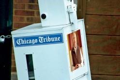"""Czy """"Chicago Tribune"""" przekona wyborców, by głosowali na Raunera?"""