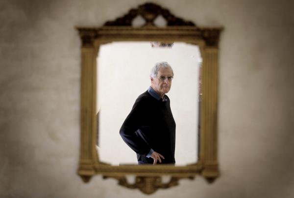 Charles Simic fot.Rafa Alcaide/PAP/EPA