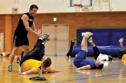 ZDROWIE. Co jeść przed ćwiczeniami. Z pomocą kościom