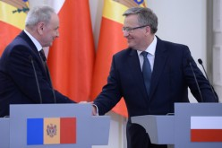 Poland supports Moldova's Western ambitions – president