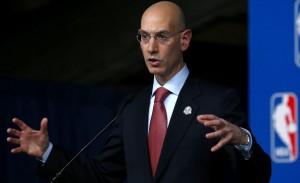 Adam Silver fot.Paul Buck/PAP/EPA