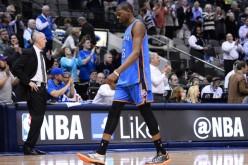 LIGA NBA. Kevin Durant poprawił wynik należący do Michaela Jordana