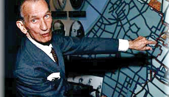 Documentary on WWII courier Karski released
