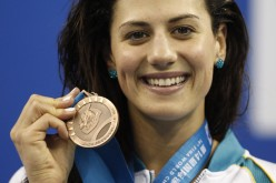 PŁYWANIE. Trzykrotna mistrzyni olimpijska w pływaniu Rice zakończyła karierę