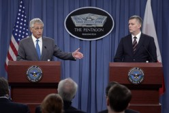 US F-16s might stay in Poland throughout 2014 – Hagel