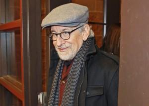 Steven Spielberg fot.George Frey/PAP/EPA
