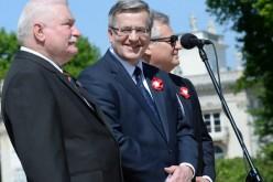 Politicians mark 10th anniversary of Poland's EU accession