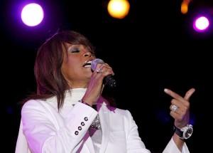 Whitney Houston fot.Zacarias Garcia/PAP/EPA