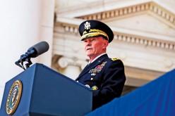 Generał Dempsey: USA dają Afganistanowi czas na budowę własnych sił