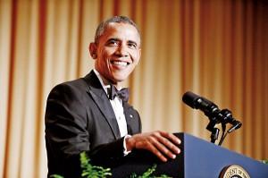 Barack Obama fot.Olivier Douliery/POOL/PAP/EPA