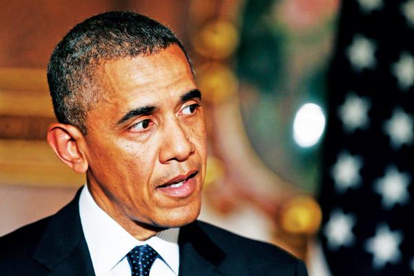 Barack Obama fot.Junko Kimura-Matsumoto/POOL/PAP/EPA