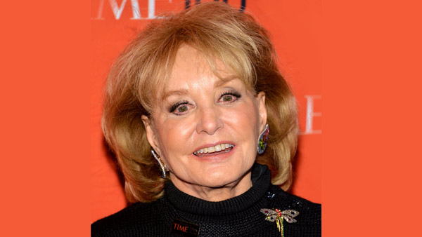 Barbara Walters odeszła na emeryturę fot. EPA/PAP Justin Lane