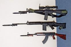Policja odzyskała ponad 2 tys. sztuk nielegalnej broni
