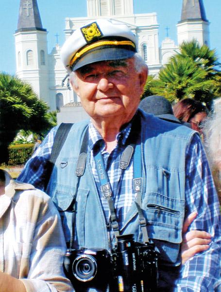 Jerzy Skwarek fot.arch. Jerzego Skwarka