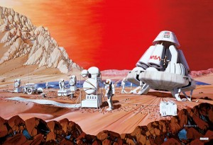 fot.Les Bossinas of NASA Lewis Research Center/Wikipedia