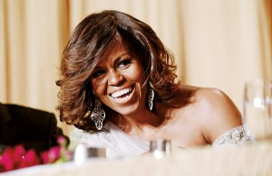 Michelle Obama fot.Olivier Douliery/POOL/PAP/EPA