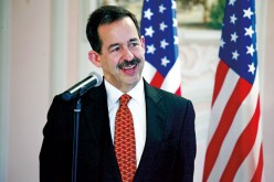 US Ambassador: 'we had wrong approach'