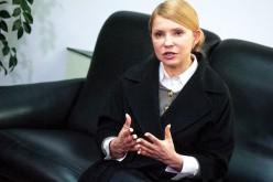"""Tymoszenko w """"NYT"""": wybory 25 maja najważniejszym testem Ukrainy"""