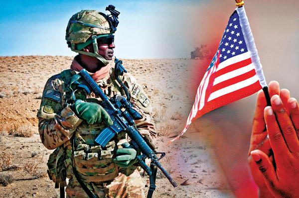 fot.DVIDSHUB/Wikipedia/U.S. Army Spc. Ken Scar