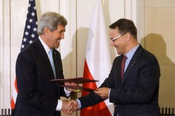 Kerry assures of US-Polish solidarity in Warsaw