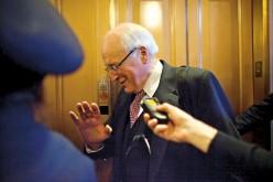 Dick Cheney straszy