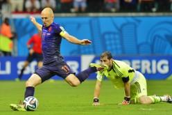 MŚ 2014 – Hiszpania – Holandia 1:5