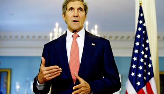 Kerry: USA nie podjęły żadnych ustaleń ws. palestyńskich rezolucji ONZ
