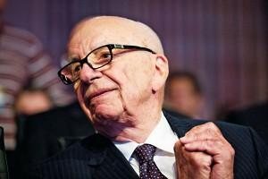 Rupert Murdoch fot.Drew Angerer/EPA