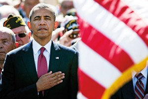 Barack Obama fot.Etienne Laurent/PAP/EPA