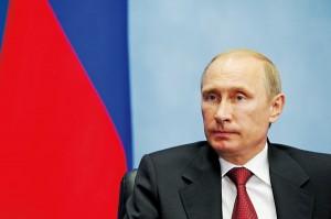 Prezydent Rosji Władimir Putin fot.Mikhail Klimentyev/RIA/Novosti/PAP/EPA