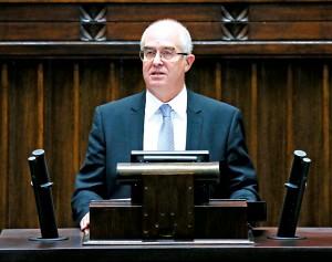 Prokurator generalny Andrzej Seremet fot.Radek Pietruszka/EPA