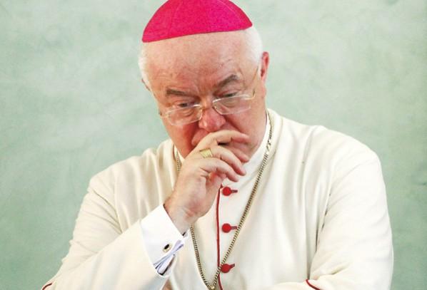 Watykan. Zmarł b. nuncjusz Józef Wesołowski, oskarżony o pedofilię